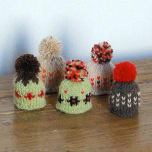 Bonnets tons automne