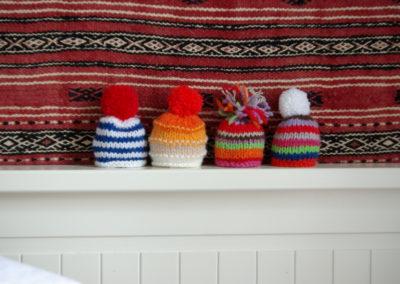 Bonnets rayés